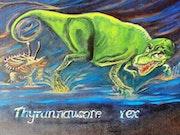Thyranausore rex.