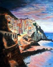 Belle Italie Cinque Terres.