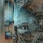 «Zwischen den Welten» │ digitales Skizzenbuch │2020. Peter Tiefensee