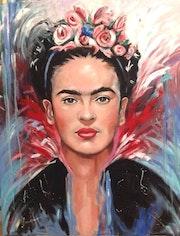 Frida kalho. Montemayor Minchon Dominguez