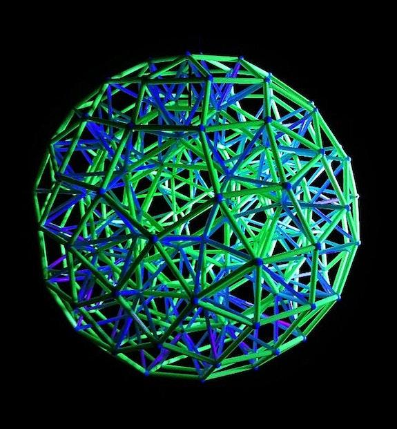 «Matrix». Fernando Gastaldo /geometricks Geometricks