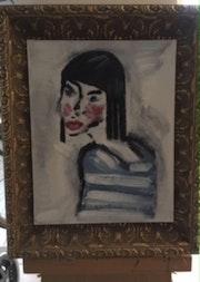 Autoportrait. Saint Philippe