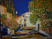 Village de lurs 04.