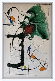 «El cap de cavaller». Joan Pascuti