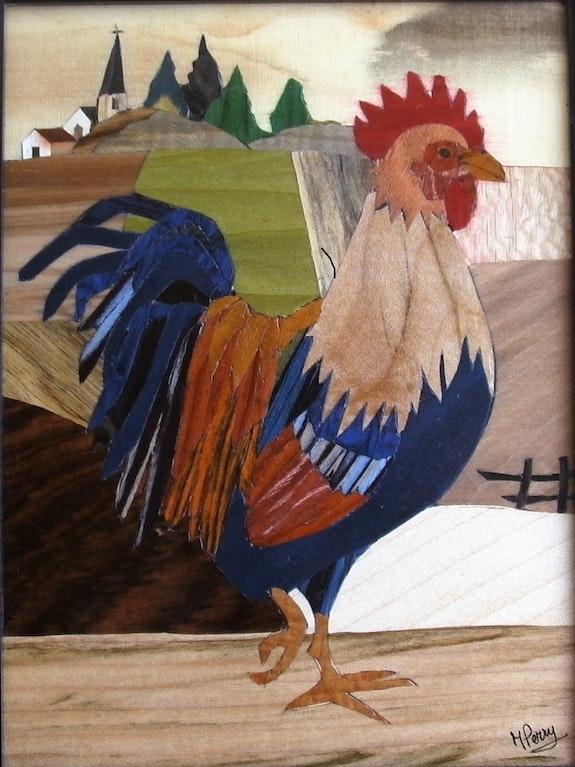 Maitre Coq. Martine Perry Martine Perry