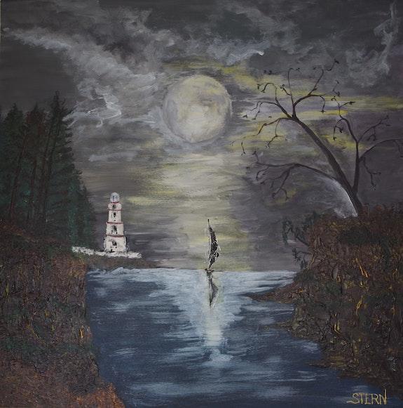 Clair de lune. Daniel Stern Daniel Stern