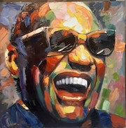 Ray Charles. T. Me. S