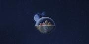 VLe voyage interstellaire de la colonie d'arbres.. Max Parisot Du Lyaumont