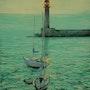 Port de Bastia.