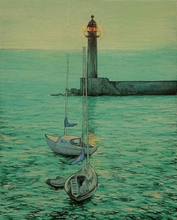 Port de Bastia. Etzi Etzi