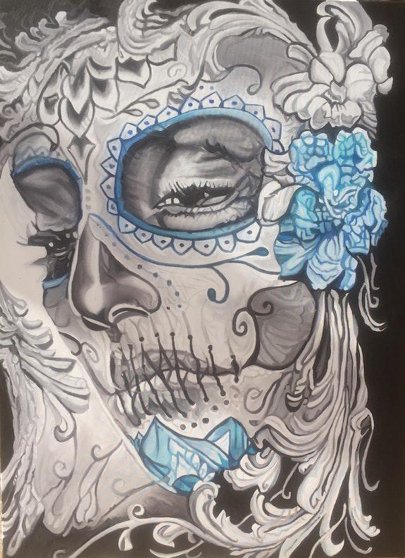 Mejicana. Isabelle Garcia Art'Ig