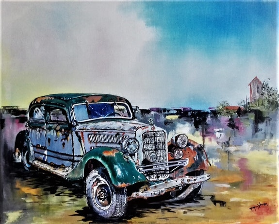 Mercedes. Maurice Maurice