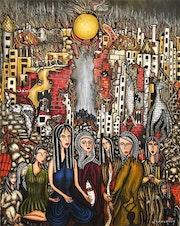 Des larmes sur Beyrouth.