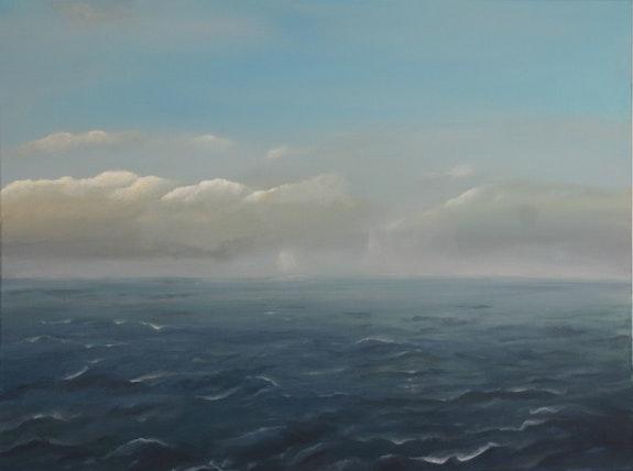 Blick aufs Meer. Stefan Führer
