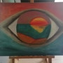 L'œil. Virginie Lamarque