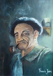 Vieux Basque. Francis Jean