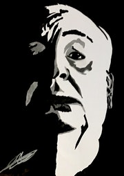 Alfred, maître du suspens…. Angélina Moine