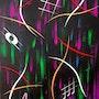 Vibrations sombres. Ricksmith-Art