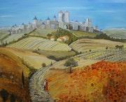Carcassonne L'Automne.