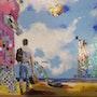 Rimbaud, «Une saison en enfer»… Rtetour à Roche.. Peintre
