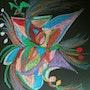 Astral papillon. Monica