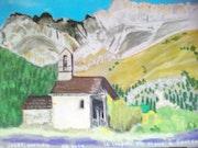 Chapelle sainte marie (hautes alpes).