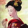 Jeune femme Japonaise. Mimi