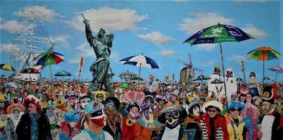 Carnaval de Dunkerque. Maurice Maurice