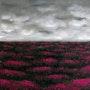 Campo de brezo. Oleo sobre lienzo.. Demonio - Yolanda Molina Brañas