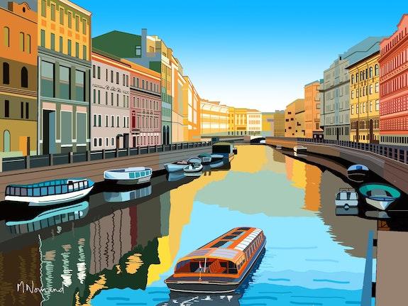 2020-11-02 Saint-Pétersbourg. Michel Normand Michel Normand