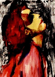 5- Greta Garbo. Esperando un Beso II.. Carmen Luna