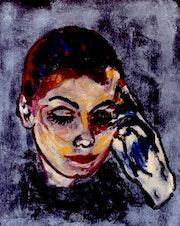 17- Greta Garbo «La Divina».. Carmen Luna