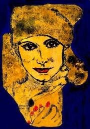 43- Greta Garbo en Anna Karenina IV.. Carmen Luna