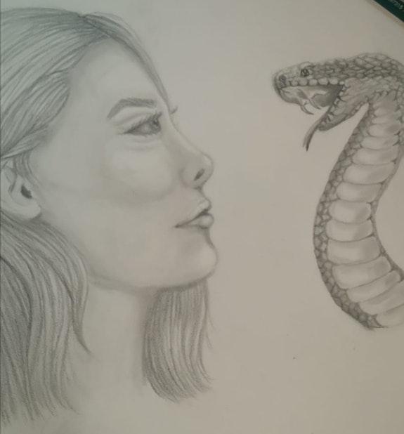 Vorsicht vor falschen Schlangen. Sophie Hamburger Christian Hamburger