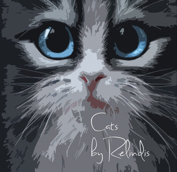 Cats by Relindis. Relindis Relindis