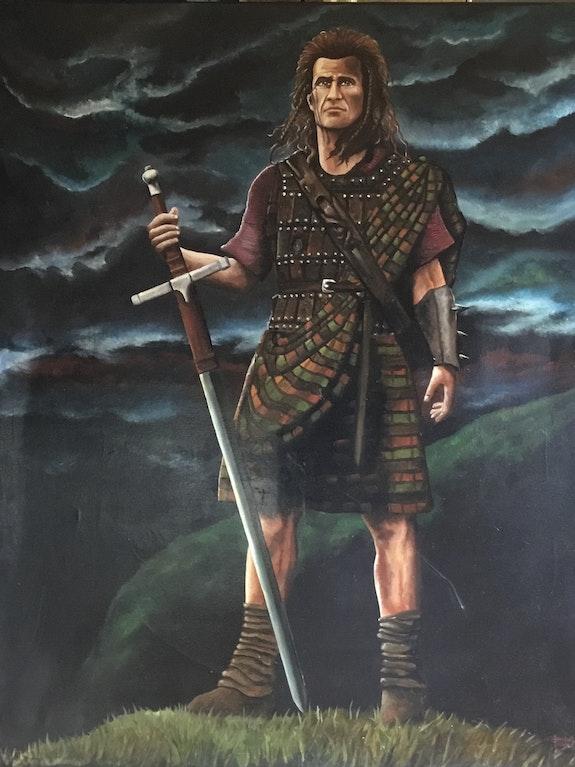 William Wallace. Pascal Duchet Le Duc