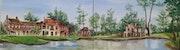 Versailles : le hameau de la reine. Roselyne Schwarz