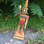 Wooden Boy.
