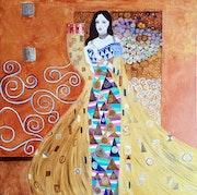 Hommage au Génie Gustav Klimt.