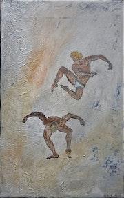 Duo danse 6 au masculin.