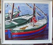 Barques catalanes.