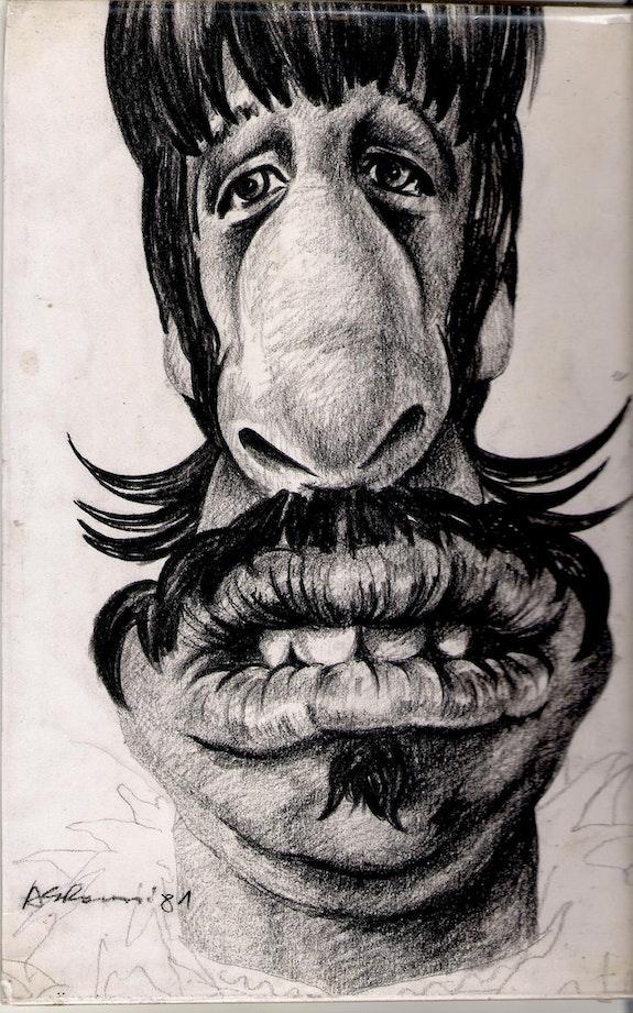 «Ringo». Alejandro Ravassi Alejandro Ravassi