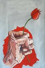 Fleur du confinement.