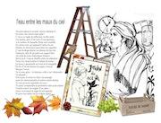 Jardin de Soi recueil de poèmes illustrés 3. Serge Mogère