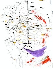 L'ange intérieur et le souffle de vie. Olivier Fonteau