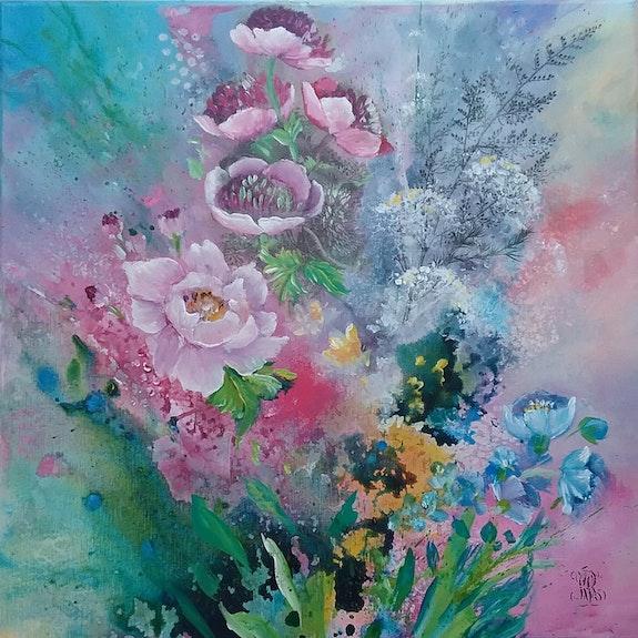 Flower power II. Rose Rose