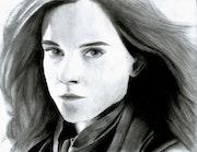 6 Emma Watson  Harry Potter. Yisus Art