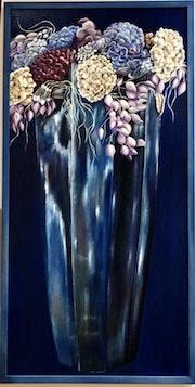 The Blue Vase 2. Eleonora Klimovich