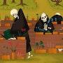 «El jardín de la muerte» Apropiación. Colegio Isaac Rabin