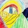 Rainbow Hills. Arte Isaac Rabin